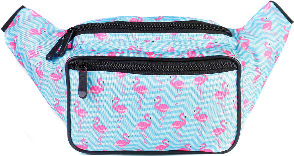 Fanny Pack Flamingo Fanny Pack - SoJourner Bags