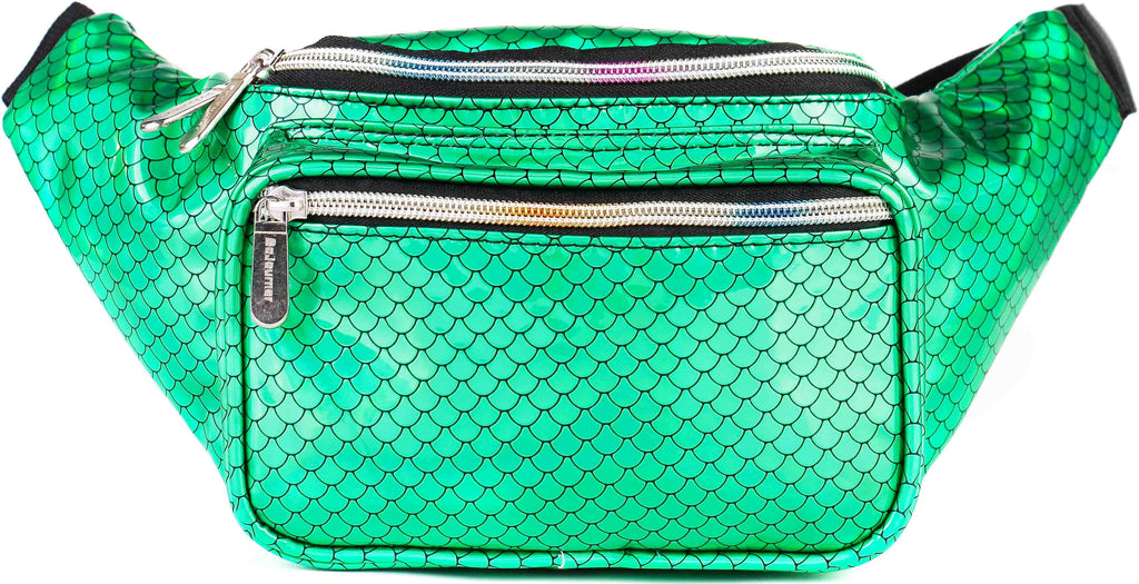 Mermaid Iridescent Fanny Pack