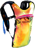 Fanny Pack Hydration Pack Backpack - 2L Water Bladder - Iridescent Pink - SoJourner Bags