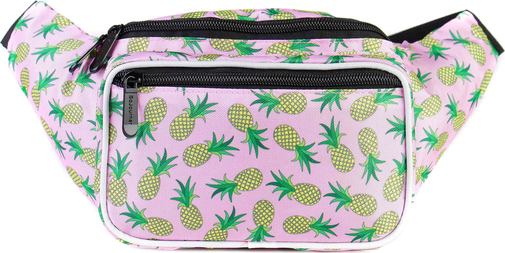Fanny Pack Pineapple Fanny Pack - SoJourner Bags