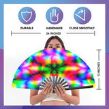 Fanny Pack SoJourner Bags Rave Hand Fan (Neon) - SoJourner Bags