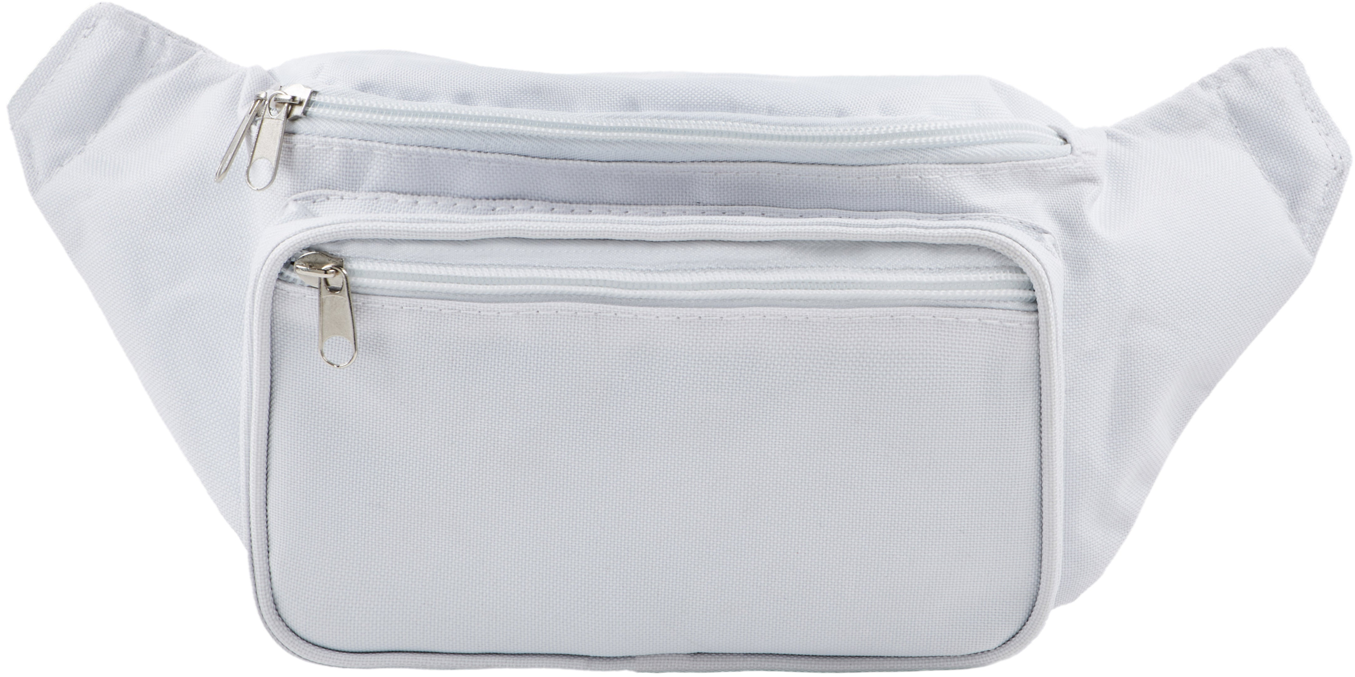 03d4f4be65dc Fanny Pack Solid Color Fanny Pack (White) - SoJourner Bags