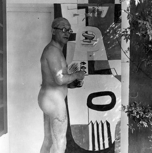 Painting: the key to Le Corbusier's life and work.