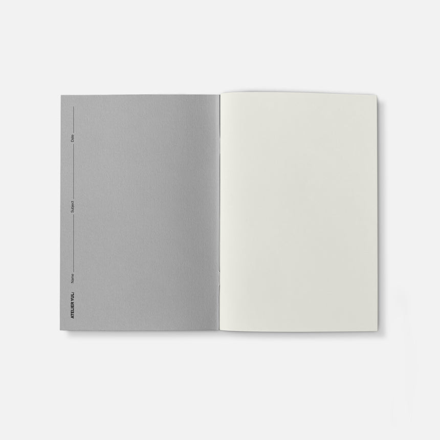 Plain Notebook 4-pack