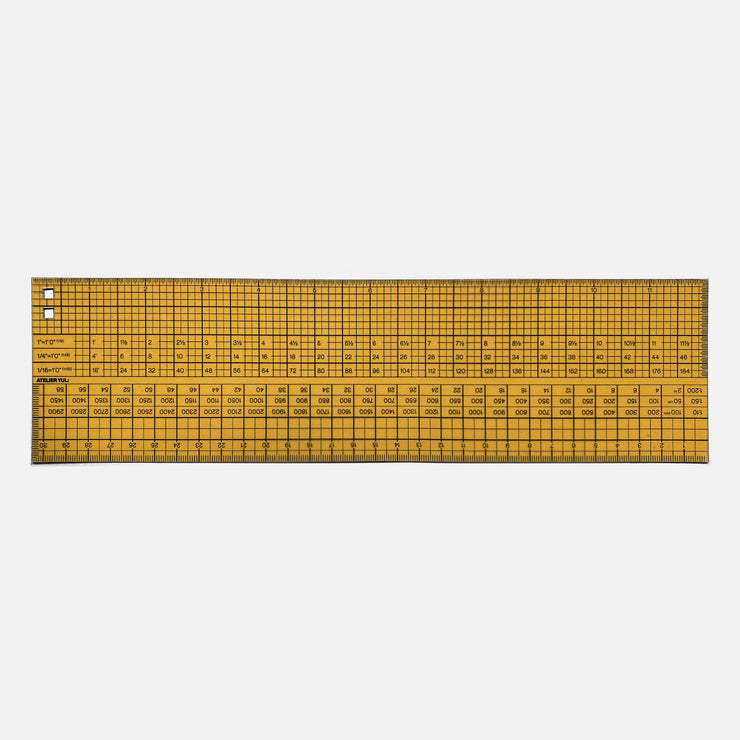 Primary Rulers 5-pack