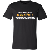Bella + Canvas Unisex Jersey Short-Sleeve T-Shirt - Well Being Addict.Com