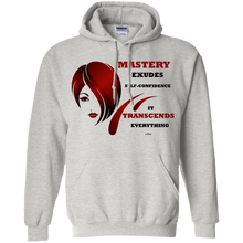 Load image into Gallery viewer, Pullover Hoodie 8 oz -Cosmetologist Positive, Inspirational Affirmation - Well Being Addict.Com