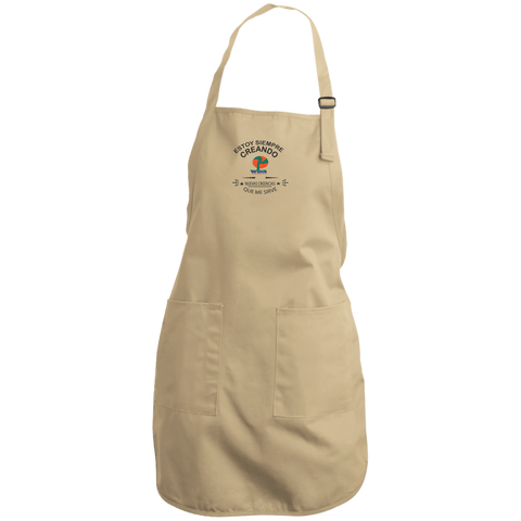 Create Your Own Full Length Apron - Well Being Addict.Com