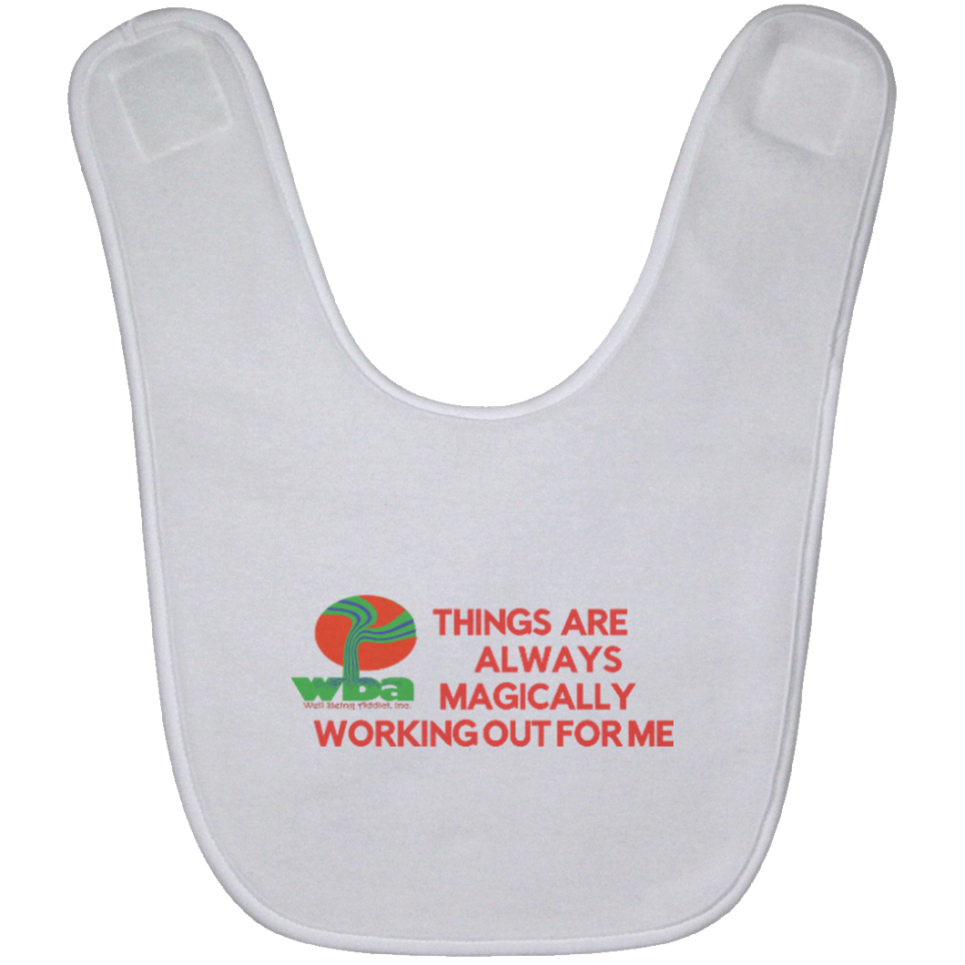 Baby Bib - Well Being Addict.Com