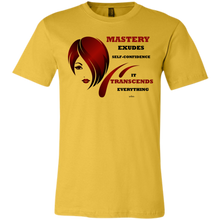 Load image into Gallery viewer, Unisex Jersey Short-Sleeve T-Shirt Cosmetologist/Beauty Care Positive Affirmations - Well Being Addict.Com