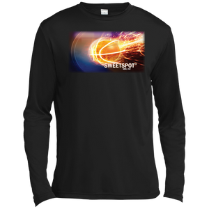 Customized Spiritual Inspirational Affirmations Tall Long Sleeve Moisture -Basketball - Well Being Addict.Com