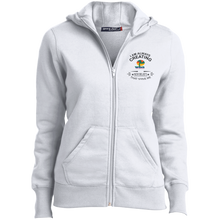 Load image into Gallery viewer, Customized Ladies Full-Zip Hoodie I am Always Creating - Well Being Addict.Com
