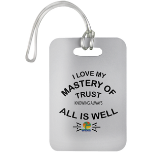 Luggage Bag Tag-Positive Inspirational Affirmations