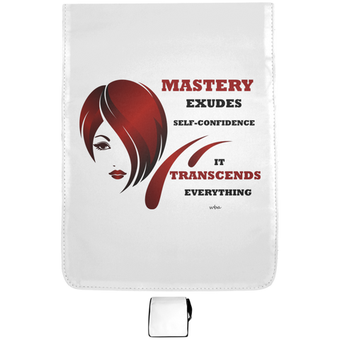 "Cosmetologist Affirmation Medium Shoulder Bag ""  Mastery Exudes. . "" - Well Being Addict.Com"