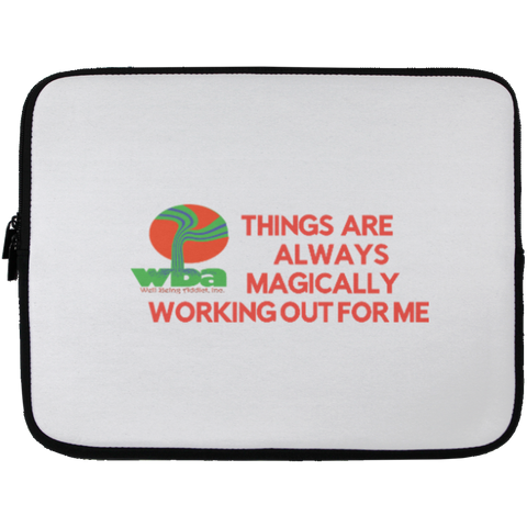 Laptop Sleeve - 13 inch - Well Being Addict.Com
