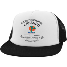 Load image into Gallery viewer, Trucker Hat with Snapback - Well Being Addict.Com