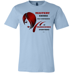 Unisex Jersey Short-Sleeve T-Shirt Cosmetologist/Beauty Care Positive Affirmations - Well Being Addict.Com