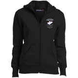Ladies Full-Zip Hoodie - Well Being Addict.Com