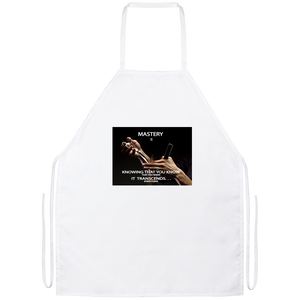 Apron -Cosmetologist/Beauty Care Positive Spiritual Affirmations - Well Being Addict.Com