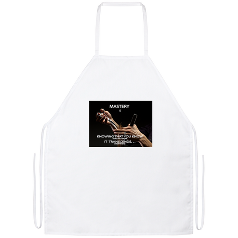 Apron -Cosmetologist/Beauty Care Positive Spiritual Affirmations
