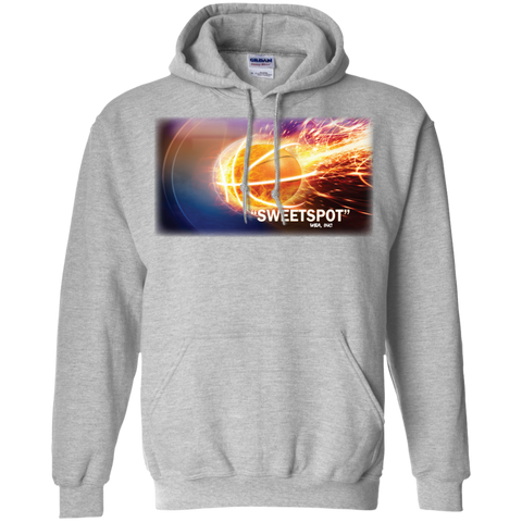 Customized Inspirational Affirmations Pullover Hoodie - Basketball