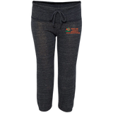 "Alternative Junior Cropped Pants - Customized Inspirational Affirmations ""Things are Always. . """