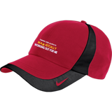 "Nike Colorblock Cap POSITIVE AFFIRMATION ""THINGS ARE ALWAYS MAGICALLY WORKING OUT FOR ME"""