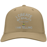 Personalized Twill Cap-