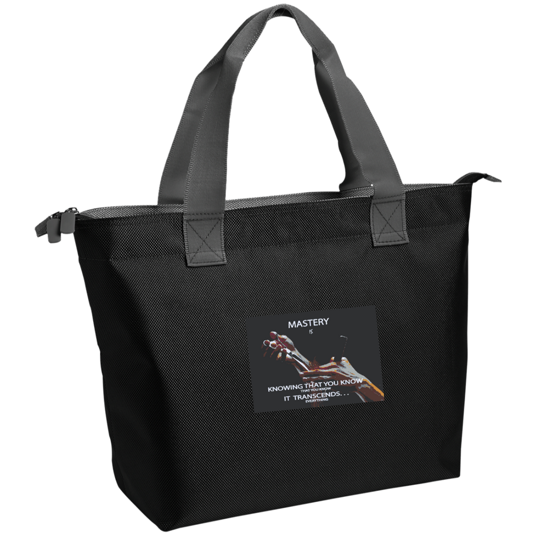 Cosmetologist Inspirational Affirmations  Zippered Tote Mastery Exudes  . . . - Well Being Addict.Com