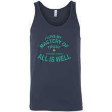 Load image into Gallery viewer, Bella+Canvas Unisex Tank Spiritual Inspirational Affirmation LOA - Well Being Addict.Com