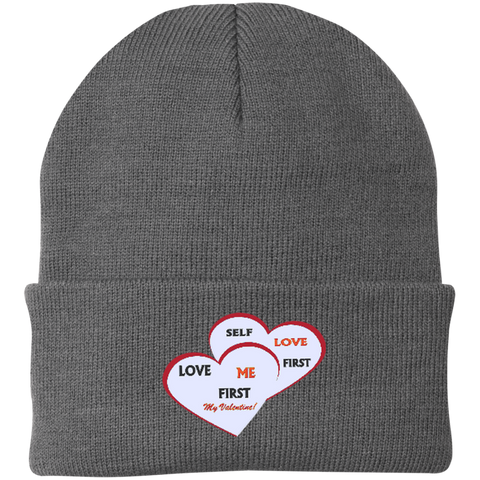 One Size Fits Most Knit Cap - Well Being Addict.Com
