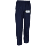 Men's Customized Wind Pant I AM ALWAYS CREATING NEW BELIEFS THAT SERVE ME - Well Being Addict.Com