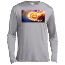 Load image into Gallery viewer, Customized Spiritual Inspirational Affirmations Tall Long Sleeve Moisture -Basketball - Well Being Addict.Com
