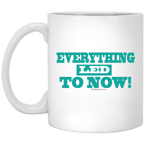 11 oz. Mug - Well Being Addict.Com