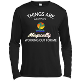 Long Sleeve Moisture Absorbing Shirt - Well Being Addict.Com