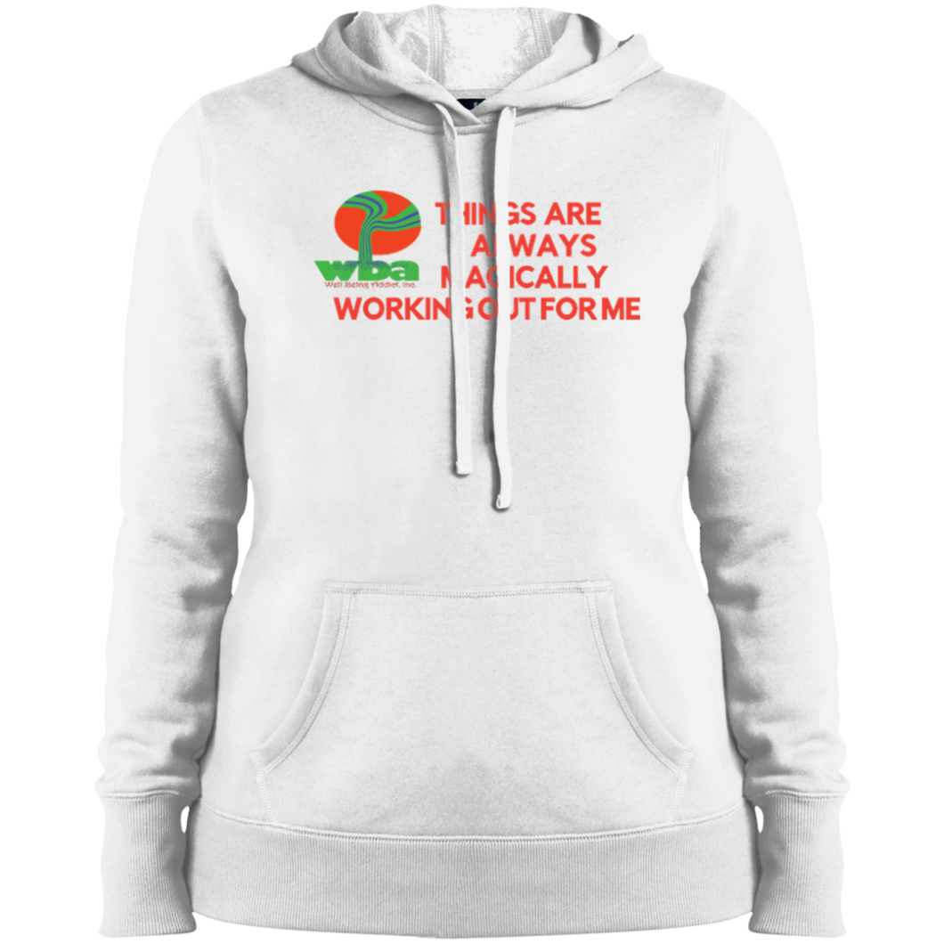 Customized Spiritual Inspirational Affirmation Pullover Hooded Sweatshirt