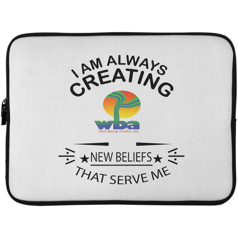 Laptop Sleeve - 15 Inch - Well Being Addict.Com