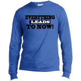 Long Sleeve Made in the US T-Shirt - Well Being Addict.Com