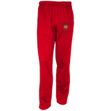 Custom Embroidered Warm-Up Track Pants - Well Being Addict.Com