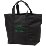 "All Purpose Tote Bag-Spiritual Inspirational Affirmation – ""I Love my Mastery of Trust. . ."" - Well Being Addict.Com"