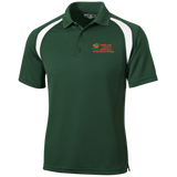"Moisture-Wicking Tag-Free Golf Shirt Spiritual Inspirational Affirmation ""Things are Always. . "" - Well Being Addict.Com"