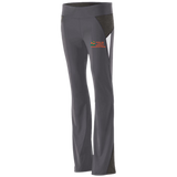 "Ladies' Warm-Up Pants, Active wear, customized with Affirmations ""Things are Always..."" - Well Being Addict.Com"