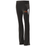 "Ladies' Warm-Up Pants, Active wear, customized with Affirmations ""Things are Always..."""