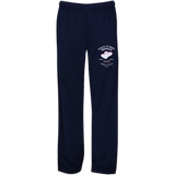 Embroidered Youth Track Pants - Sports, With Religious Quotes - Well Being Addict.Com