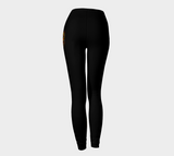 "YOGA PANTS/LEGGINGS - SPORTS  ""INTUITIVE"" DESIGN - Well Being Addict.Com"