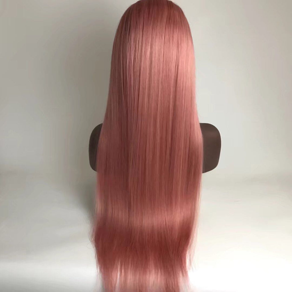 Mink Rose (10A )Lace Front Wig