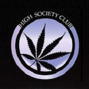 High Society Club Logo