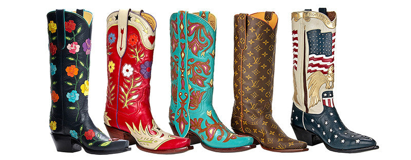 Where do Celebs get their Cowboy Boots? Santa Fe's Back at the Ranch....... luxurytravel.about.com latest article