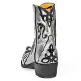 Calla Lily Ankle Zipper - Back at the Ranch