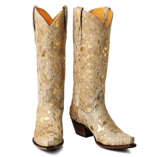 Cow-Boot-Gold-p